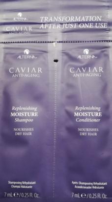 Caviar Replenishing Moisture Duo Sachet 2x7 ml