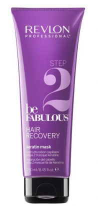 Be Fabulous Hair Recovery Step 2 Keratin Mask