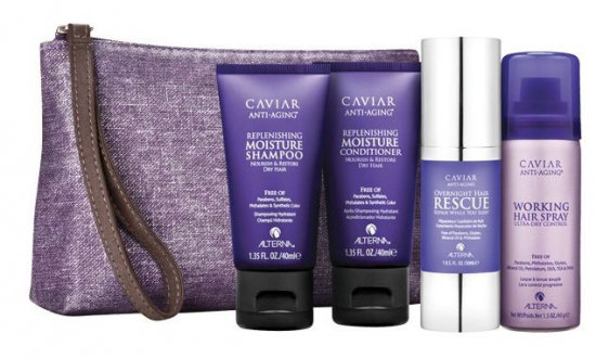 Caviar Experience Travel Kit