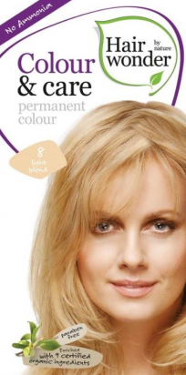 Permanent Colour Light Blond 8