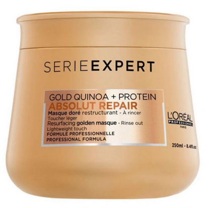 Série Expert Absolut Repair Gold Quinoa + Protein Golden Masque