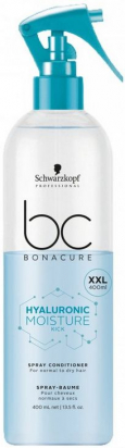 BC Bonacure Hyaluronic Moisture Kick Spray Conditioner XXL