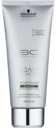 BC Bonacure Scalp Genesis Soothing Shampoo