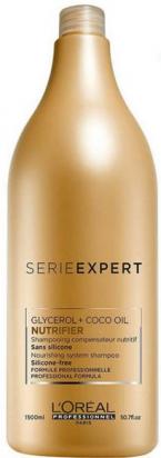 Série Expert Nutrifier Shampoo MAXI