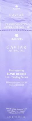 Caviar Restructuring Bond Repair 3-in-1 Sealing Serum Sachet