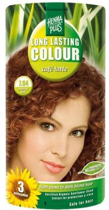 Long Lasting Colour Café Latte 7.54