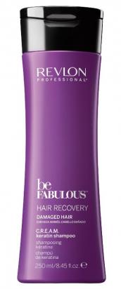 Be Fabulous Damaged Cream Keratin Shampoo