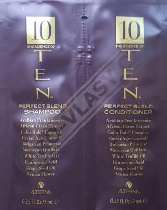 TEN Perfect Blend Duo Sachet 2x7 ml