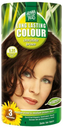 Long Lasting Colour Chocolate Brown 5.35
