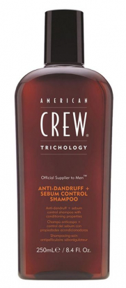Trichology Anti-Dandruff + Sebum Control Shampoo