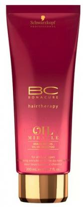 BC Bonacure Oil Miracle Brazilnut Oil-in- Shampoo