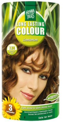 Long Lasting Colour Cinnamon 7.38