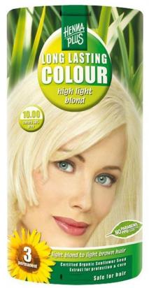 Long Lasting Colour High Light Blond 10.00