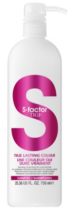 S-Factor True Lasting Colour Shampoo MAXI