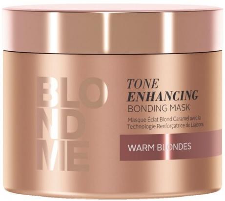 Blond Me Tone Enhancing Bonding Mask Warm Blondes