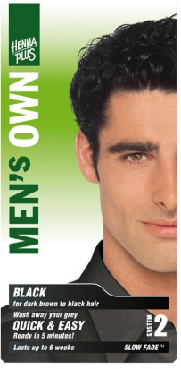 Men´s Own Black