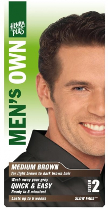 Men´s Own Medium Brown