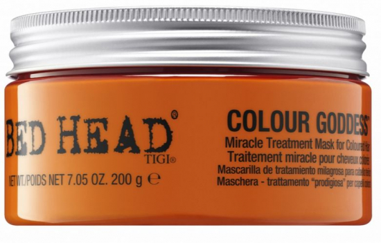 Bed Head Colour Goddess Miracle Treatment Mask