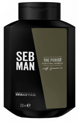 Seb Man The Purist Purifying Shampoo