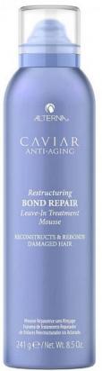 Caviar Restructuring Bond Repair Leave-In Treatment Mousse