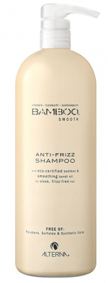 Bamboo Smooth Anti-Frizz Shampoo MAXI