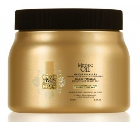 Mythic Oil Masque Fine Hair MAXI