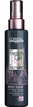 Tecni.Art French Girl Hair Messy Cliché