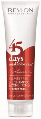 Revlonissimo 45 Days Brave Reds