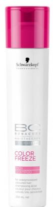 BC Bonacure Color Freeze Rich Shampoo