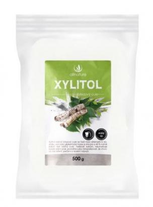 Xylitol - březový cukr 500 g