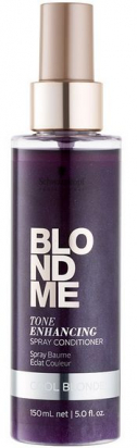Blond Me Tone Enhancing Spray Conditioner Cool Blondes