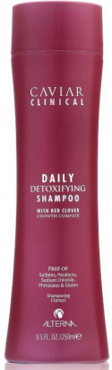 Caviar Clinical Daily Detoxifying Shampoo