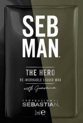 Seb Man The Hero Re-Workable Gel Sachet
