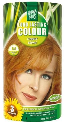Long Lasting Colour Copper Blond 8.4