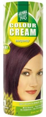 Colour Cream Burgundy 3.67