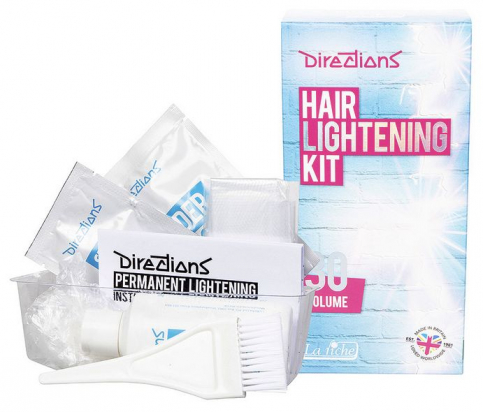 Hair Lightening KIT 30 Vol 9%