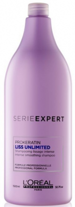 Série Expert Liss Unlimited Shampoo MAXI