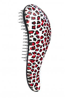 Dtangler Leopard Pink
