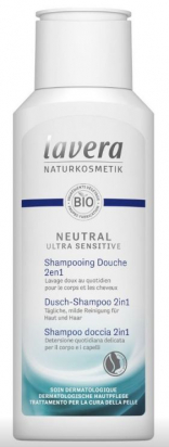 Neutral Ultra Sensitive Shampoo 2in1