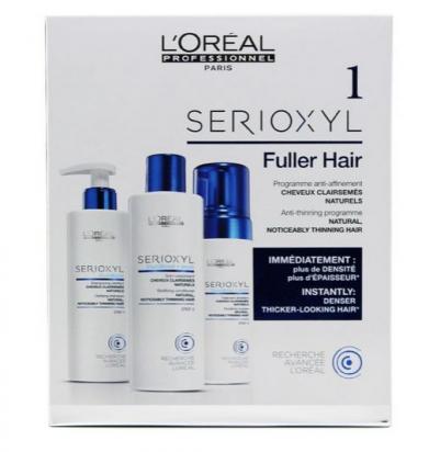 Serioxyl Kit Natural Hair