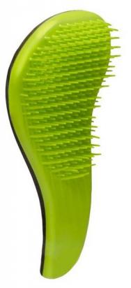 No Tangle Styler Brush Green