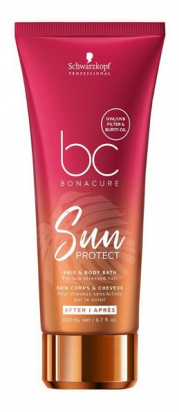 BC Bonacure Sun Protect Hair & Body Bath