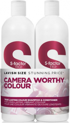 S-Factor True Lasting Colour Tweens