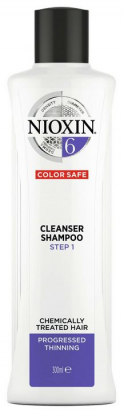 Cleanser Shampoo System 6