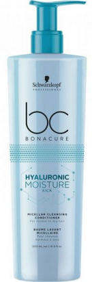 BC Bonacure Moisture Kick Micellar Cleansing Conditioner