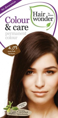 Permanent Colour Mocha Brown 4.03