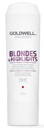 Dualsenses Blondes&Highlights Anti-Yellow Conditioner