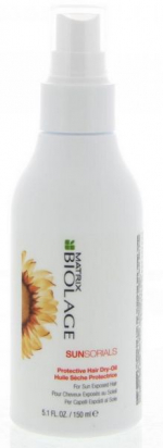 Sunsorials Protective Hair Dry-Oil