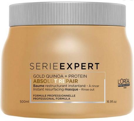 Série Expert Absolut Repair Gold Quinoa + Protein Masque MAXI