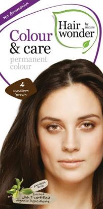 Permanent Colour Medium Brown 4